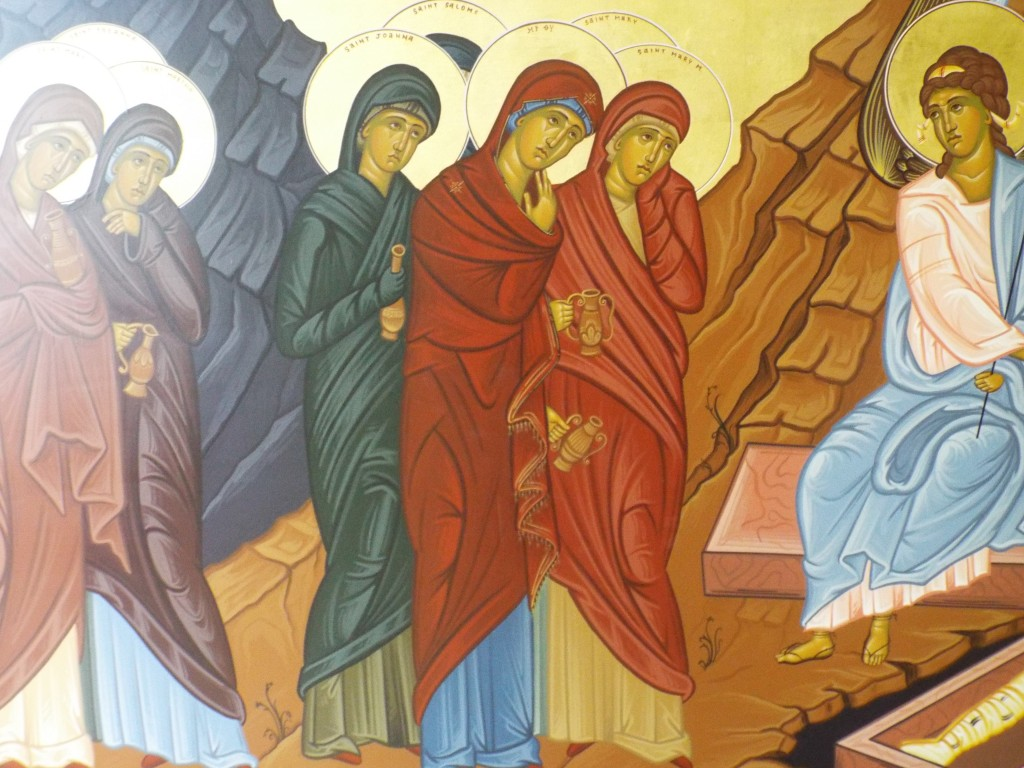 Antiochian Women and the Sisterhood of St Nicholas – St Nicholas