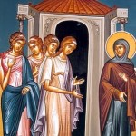 st philothea with slaves