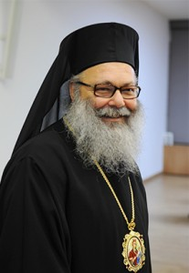 Our Patriarch, His Beatitude JOHN X of Antioch and all the East