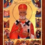 St Nicholas palestine