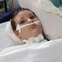 Anna in Hospital