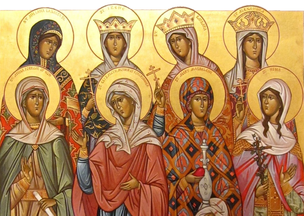 Holy Women Martyrs of Orthodoxy