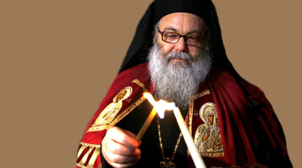JOHN X Patriarch of Antioch and All the East